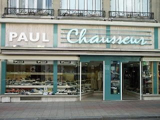 Chaussures Paul